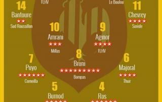 XV des Séries et Ovales Rugby66 2015 - 2016 4