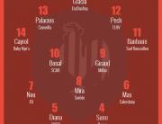 XV des serie 2016