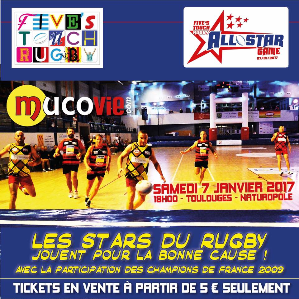 five touch rugby mucovie