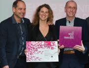 La Ville de Collioure obtient le 1er Prix lors des Trophées de la COM 2016 2