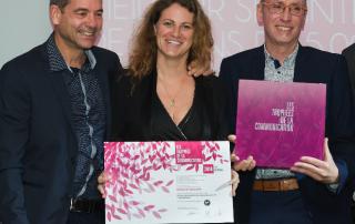 La Ville de Collioure obtient le 1er Prix lors des Trophées de la COM 2016 1