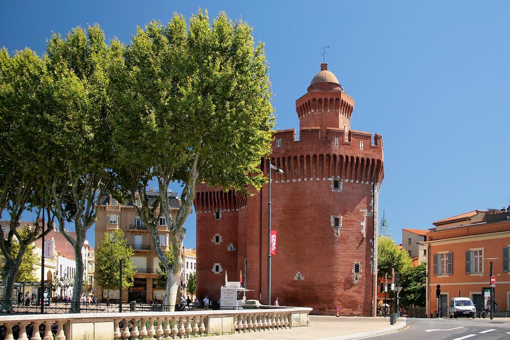 Perpignan Castillet