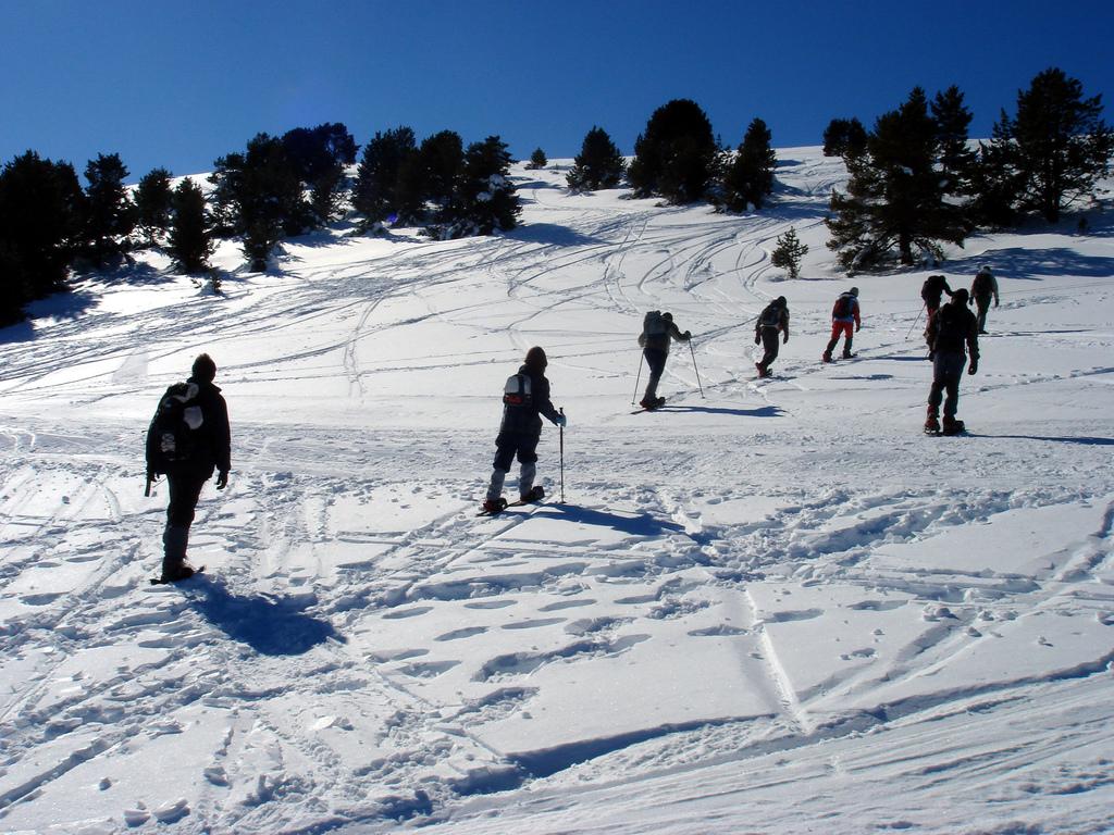 Skier en Cerdagne Capcir