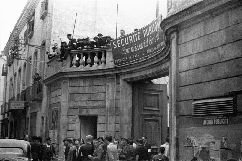 Commissariat_central,_rue Mailly_perpignan_1944