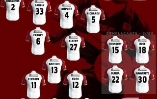 Le groupe des 19 pour Wigan 5