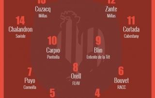 XV des séries Rugby66 round 5 1
