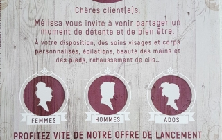 Institut de beauté et salon d'esthétique à Perpignan - Bioderm - Las Cobas - Saint-Gaudérique. 2