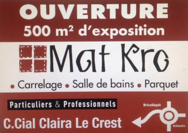 Mat Kro Vente Carrelage Perpignan Claira Le Soler